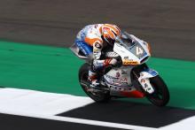 Odendaal and NTS RW Racing GP split