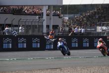 MotoGP Inggris - Hasil Balapan