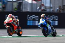 Marquez: Angry to lose at last corner again, Dovi defeat was worse