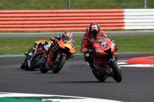 Petrucci 'amazing input' for KTM, 'everything Pedrosa brings works'