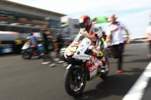 Moto3 Misano: Suzuki holds firm for maiden pole