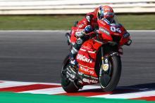 Dovizioso 'stays calm' to 'recover big gap'