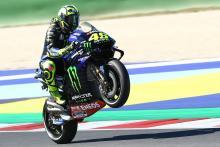 Rossi: It's a bit of a surprise!