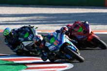 Ferrari doubles up to dominate Misano MotoE