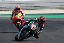 Quartararo: Marquez has pace nobody can match at Aragon