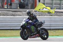 "Vinales ""getting closer, risking everything"""