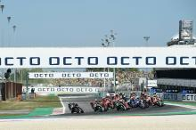 Riders give mixed reception to MotoGP's 22-race calendar plans