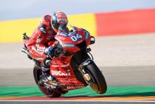 Dovizioso optimistic for Aragon turnaround