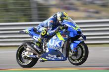 Suzuki: Anti-wheelie aero makes 'big difference' at Motegi