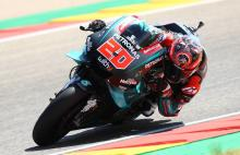 Quartararo: One of my best qualifying laps