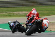 Vinales wants small lead group to avoid Ducati riders