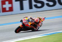 Marquez: Main target podium, in front of Dovizioso better