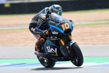 Moto2 Buriram: Dominant Marini gives Thailand masterclass