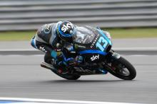 Moto3 Buriram: Vietti powers to maiden pole position