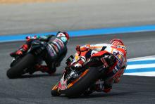 Japanese MotoGP - Warm-up Results
