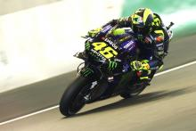 Rossi 'not so bad' after recovering from FP2 brake issue
