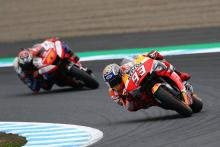 Japanese MotoGP - Free Practice (4) Results
