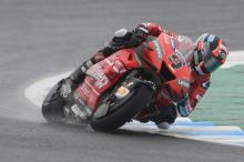 Japanese MotoGP - Free Practice (3) Results