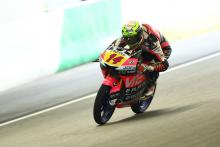 Moto3 Motegi - Warm-up Results