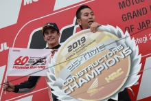 Japan: MotoGP Championship standings
