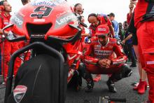 Petrucci battered, bruised but feeling better