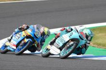 Moto3 Phillip Island: Maiden pole for Ramirez in Australia