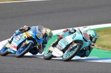Moto3 Phillip Island: Maiden pole for Ramirez in Australia