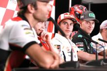 Marquez: Zarco difficult to predict with LCR Honda stand-in