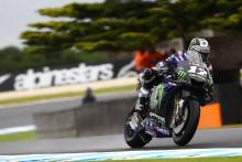 Vinales dominates to Australian MotoGP pole position