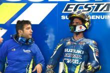 "Cedera Mir memaksanya untuk ""memulai lagi"" - Suzuki"