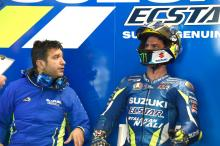"Mir injury forced him to ""start again"" – Suzuki"