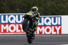 Rossi: 400 race starts in numbers