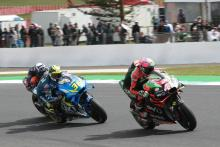 Espargaro: Right decision… The front wheel was floating!