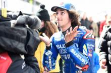 Rins: Riding alone okay, race could be really dangerous