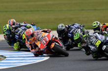 Australian MotoGP - Race Results