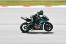 Morbidelli faster 'straightaway' with setting changes