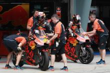 Espargaro: This has never happened to KTM