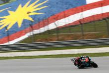 'Time on our side' for Malaysian MotoGP