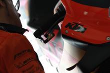 KTM: Lockdown for bodies, not for brains…