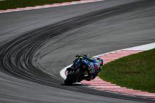 Malaysian MotoGP - Warm-up Results
