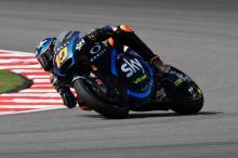 Moto2 Sepang - Warm-up Results