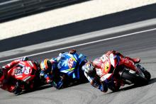 Miller: MotoGP getting more aggressive, Lorenzo 'legend'