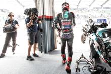 Quartararo set for top satellite - Petrucci, Rossi battle
