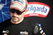 Biaggi mengecilkan rumor tes MotoGP Aprilia