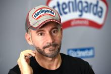 Biaggi: Iannone punishment 'a contradiction'