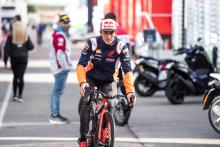 Marquez: Dakar Rally nothing more than a dream for the future