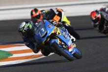 Moto3 Valencia: Maiden win for Garcia in incident packed season finale