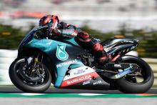 Quartararo beats Marquez to Valencia MotoGP pole position