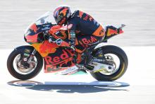 Moto2 Valencia: Three in a row for brilliant Binder