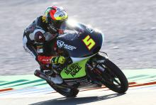 Moto3 Valencia - Warm-up Results